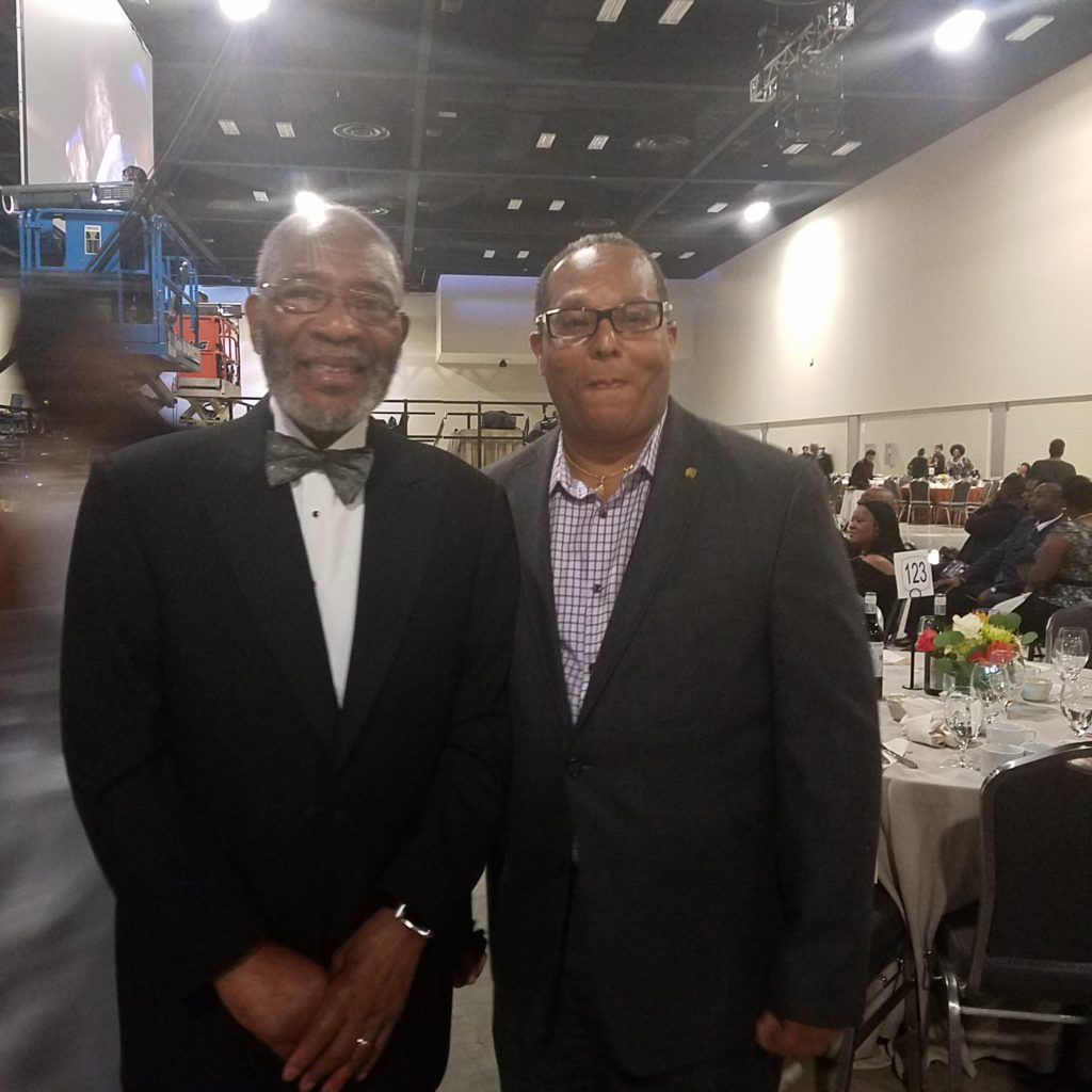 Dr. Amos Brown, National Board Member, NAACP